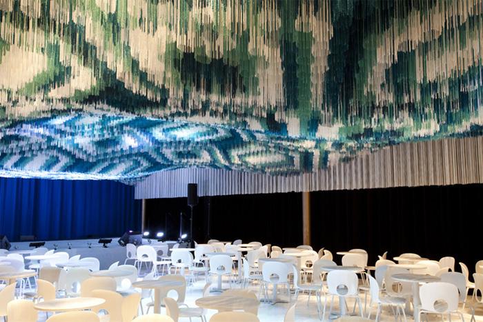Ceiling Carpet