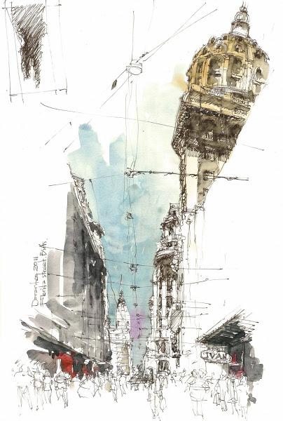 Saturday Sketch Design Flourishes